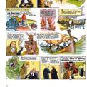 """L'histoire canadienne trouve son achèvement avec """"Le Loup des mers"""". A Québec, le capitaine corsaire Yannig réapparaît pour se trouver ensuite au cœur du """"Secret du manoir"""". Cette dernière aventure ramène Saint-Clair sur le sol de France, dans la vallée de la Seine en Normandie, une région familière à Pierre Brochard."""