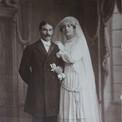 20 novembre 1919 : le mariage de Simone Jeanne Ernestine Léonie Lapp et Louis Brochard