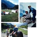 …qui fut l'aboutissement d'un voyage familial dans les Pyrénées.