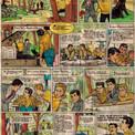 """1961. Avec """"Silence ! On tourne"""", le lecteur découvre l'univers du cinéma et un acteur inattendu : Gilbert Bécaud."""
