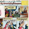 """""""De l'or à la pourpre"""", paru en 1966, raconte la vie de Marie-Antoinette. Nous sommes ici au début du XVIIIe siècle."""