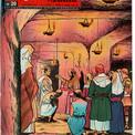 """Pour """"Fripounet"""", Pierre illustre plusieurs récits traitant de l'histoire du christianisme."""