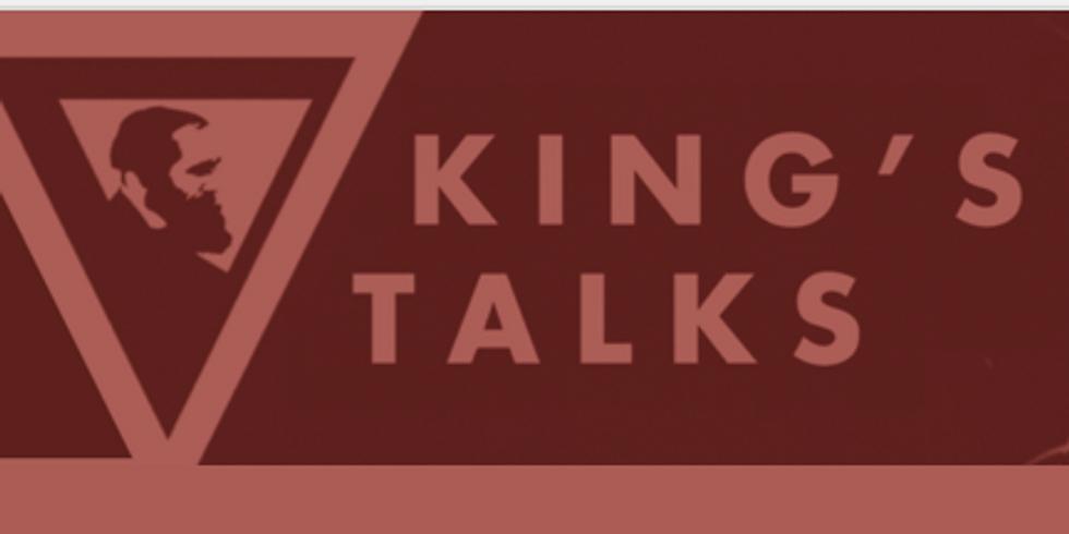 King's Talks - Thomas Helfer