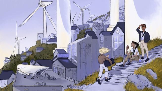 Eco-tech City