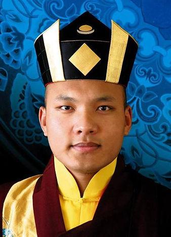 Decimo Setimo Gyalwang Karmapa Ogyen Trinley Dordje
