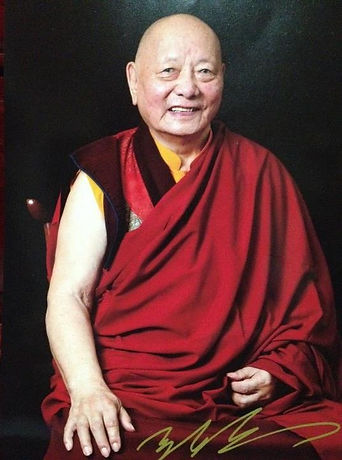 Khenpo Karthar Rinpotche