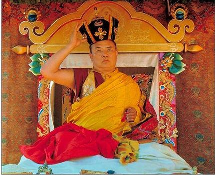 Decimo Sexto Gyalwang Karmapa Rangdjung Dordje
