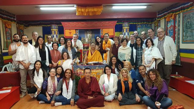 Chokyi Nangpa Rinpoche Ago17
