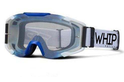 Vision White/blue