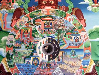 A Roda do Samsara