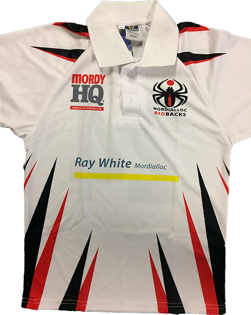 Junior Redbacks Playing Shirt