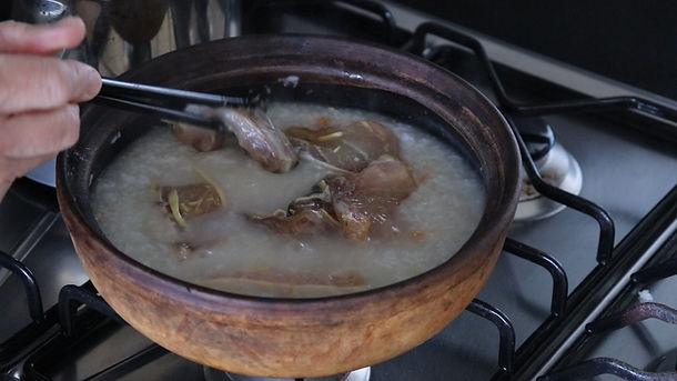 Clay Pot Fish Congee   Hu Moy