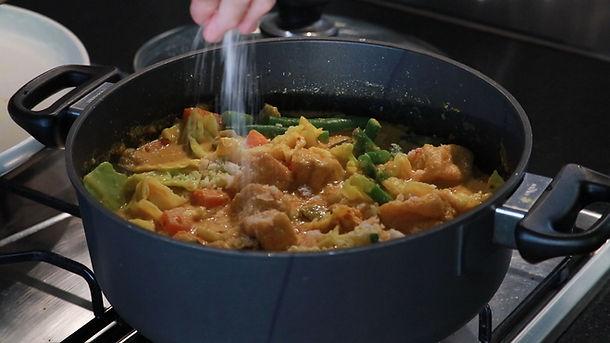 Curry Vegetables   Sayur Lemak