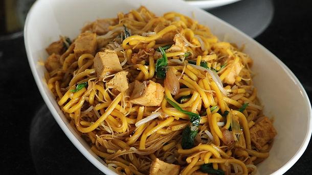 Economy Noodles Stir-Fry | Fried Noodles