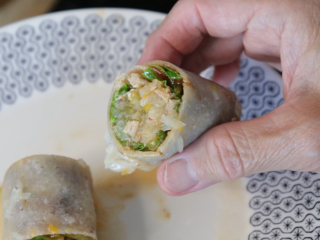 Learn how to make my family's traditional spring roll
