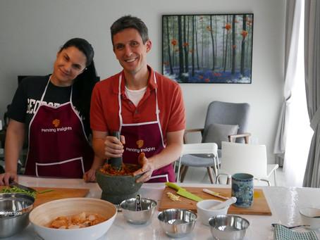 Cooking class 18 December 2018
