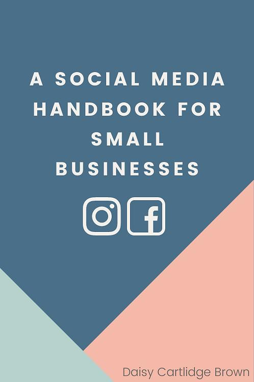 A Social Media Handbook for Small Businesses