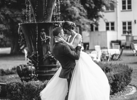 Bröllopsvideograf & Bröllopsfotografering på Skytteholms Herrgård på Ekerö, 18/8 2018
