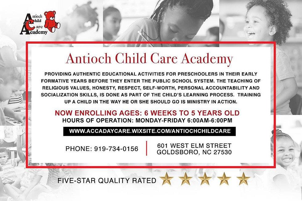 Antioch Childcare Academy