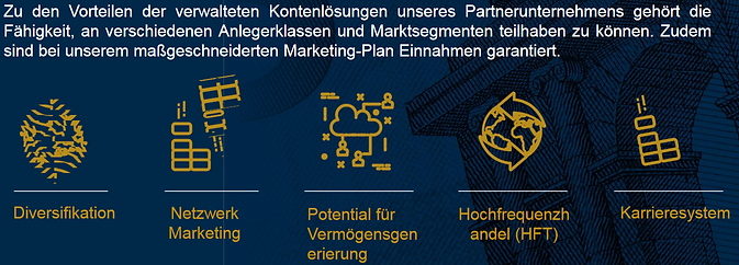 MSX Vorteilen Marketingsplan