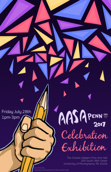 AASA Exhibition Poster