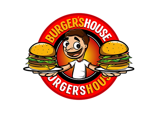 logo burger's house