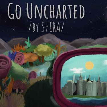 Shira - Go Uncharted single art