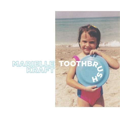 """""""Toothbrush"""" Single Artwork"""