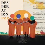 Brother Moses - DESPERATION POP_album art