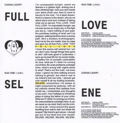 """Ciaran Lavery - """"Full Love"""" - single art"""