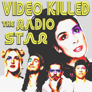 Walk Off The Earth w Sarah Silverman - Video Killed The Radio Star