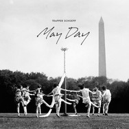 TRAPPER SCHOEPP - MAY DAY - album cover.