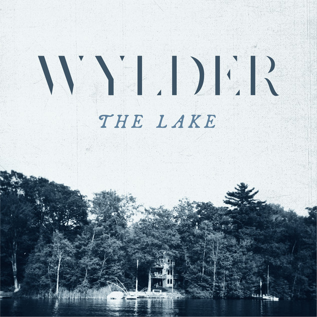 "Wylder - ""The Lake"" single art"
