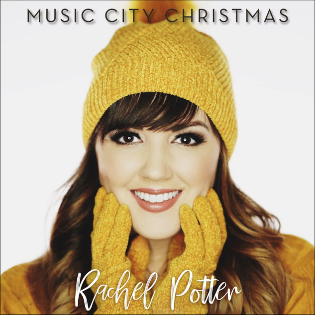 Rachel Potter - Music City Christmas EP