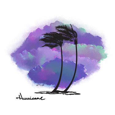 EVVAN - Hurricane Cover art