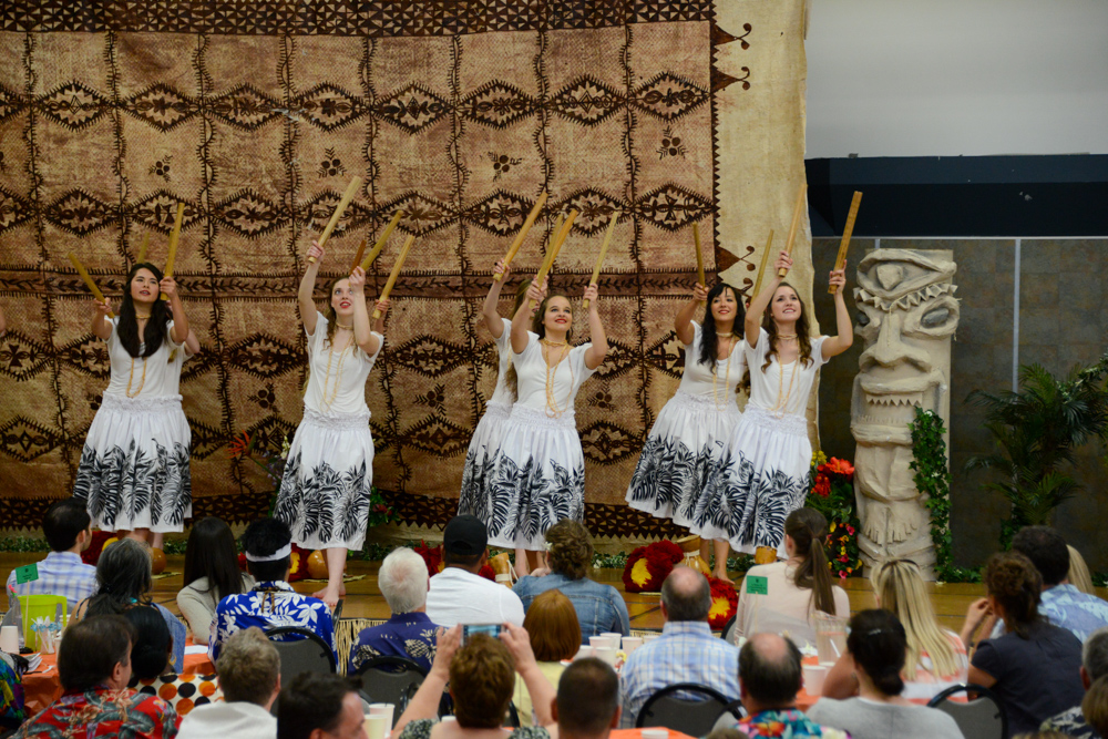 Sunshine From Polynesia recital