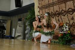 Sunshine From Polynesia recital