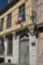 Maison Rachi à Troyes