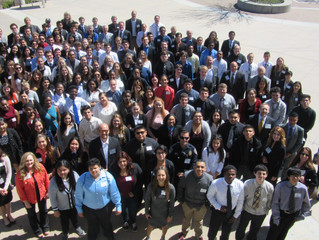 """""""World of Work"""" Program at Cajon Valley Schools is Example of Effective Education"""