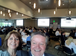 High School Ethics in Business event sponsored by the East County Chamber