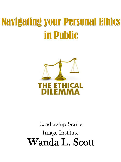 Book: Navigating Your Personal Ethics in Public