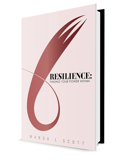 RESILIENCE: Finding Your Power Within