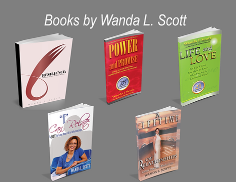 Wanda L. Scott Book Rack.png