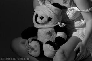 Na Toca do Leão: violência contra a criança