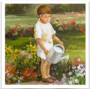 O Jardineiro Inocente: para onde aponta o destino de meninas e meninos