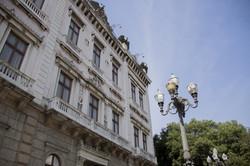 Fachada do Museu da República