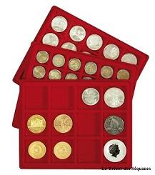 Fournitures numismatiques