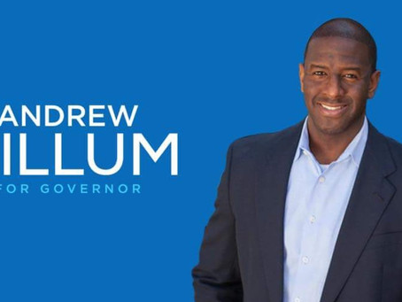 GILLUM is on the Way UP!!!