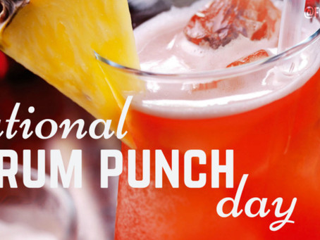 National Day: Rum Punch Day