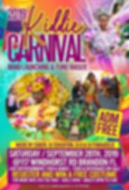 Sept. 28th - TTCATB Kiddies Carnival Ban